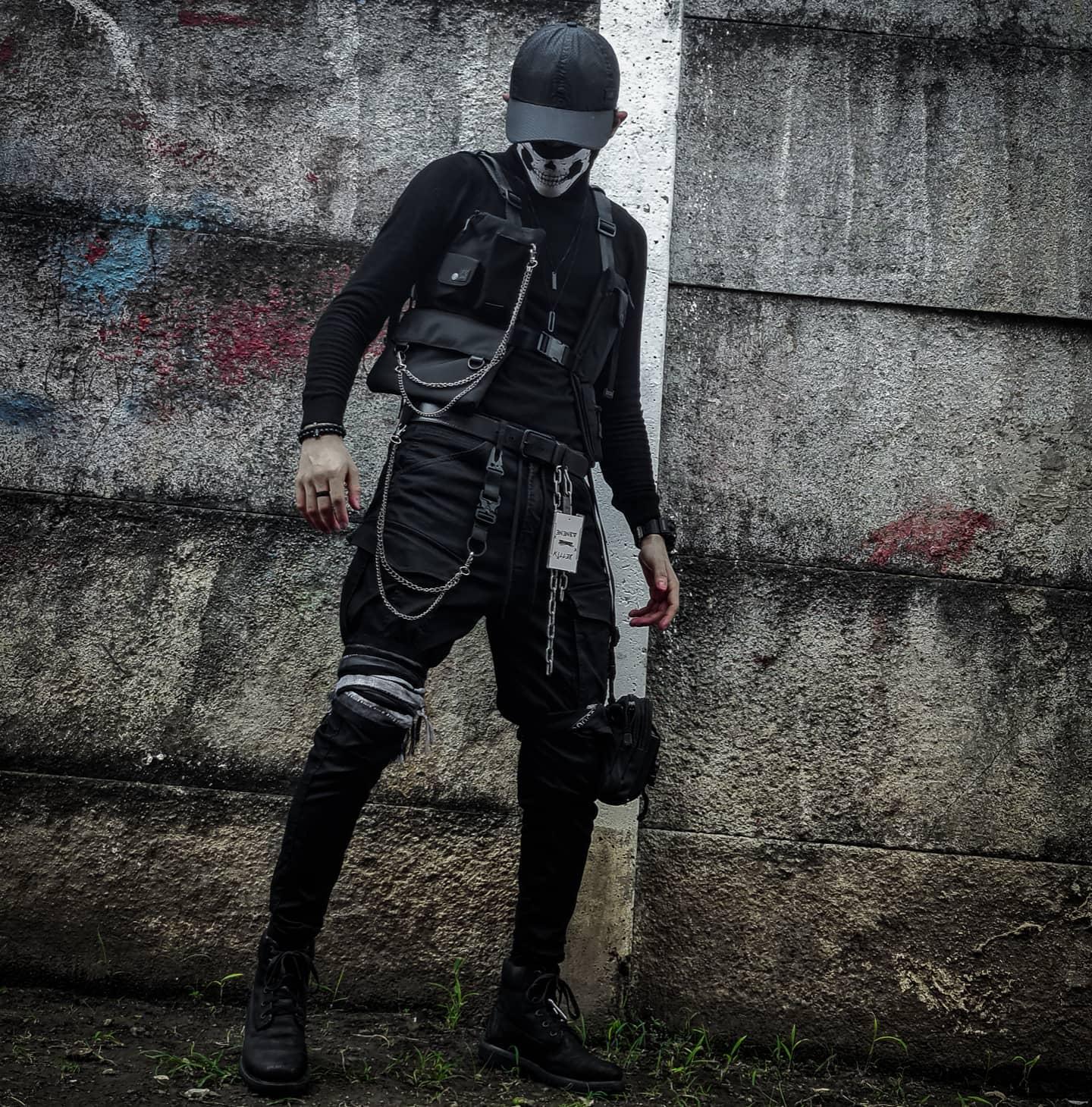Military Techwear -xp3ctrum