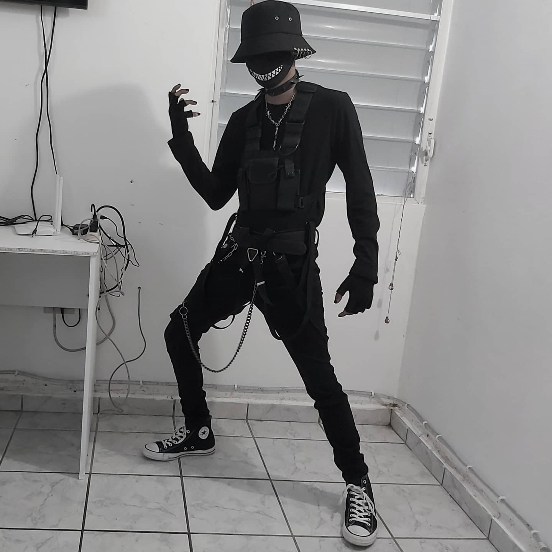 Ninja Techwear -hexakogod