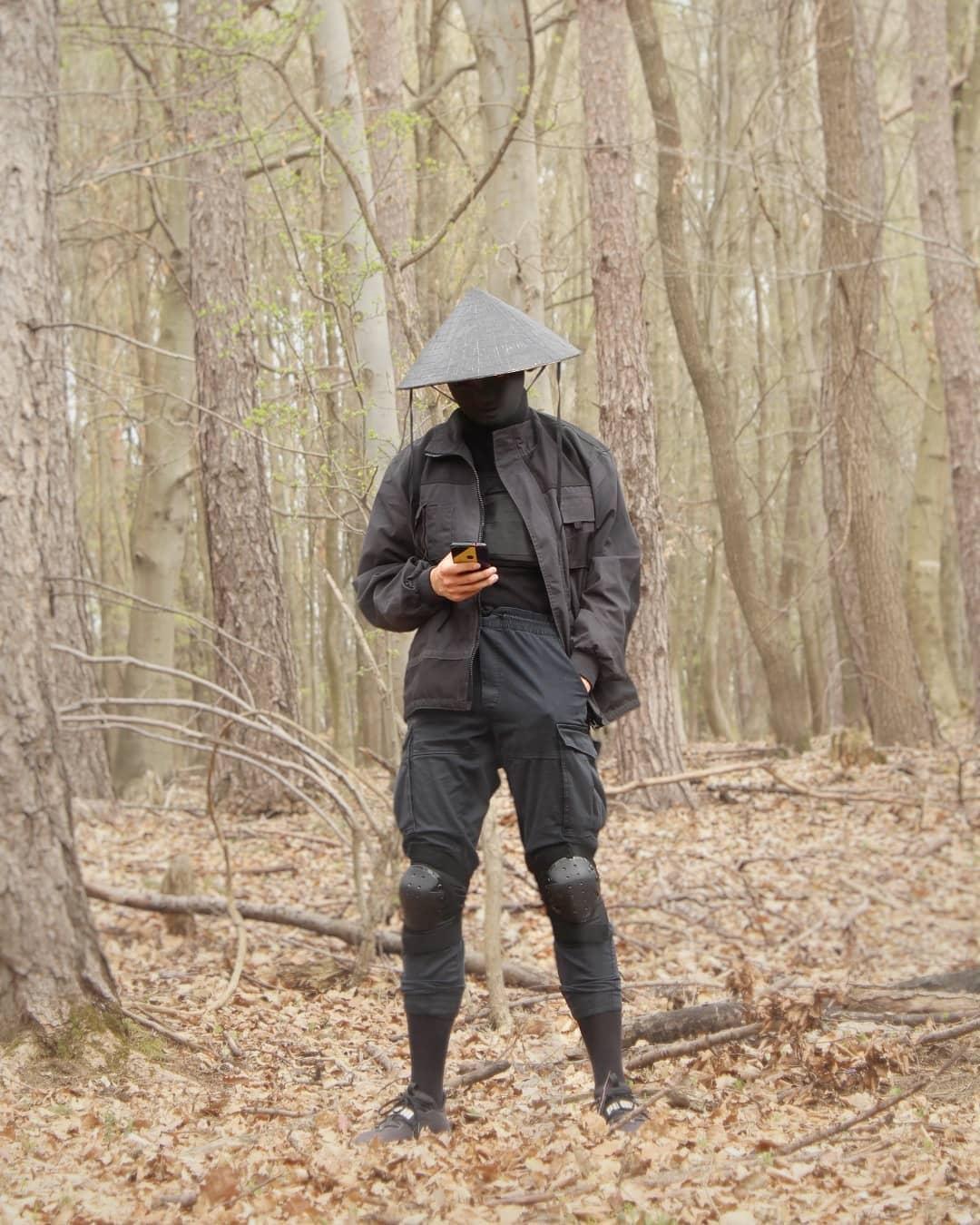 Ninja Techwear -p4nd0rius