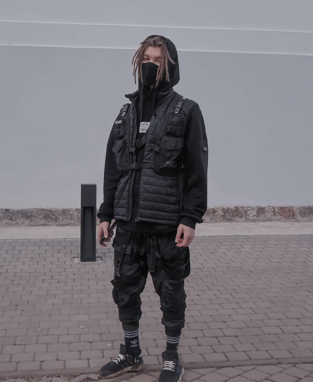 Streetwear Techwear -danylbmx