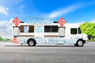 Dwayne 'The Rock' Johnson and Teremana Tequila to Road Trip the Mana Mobile