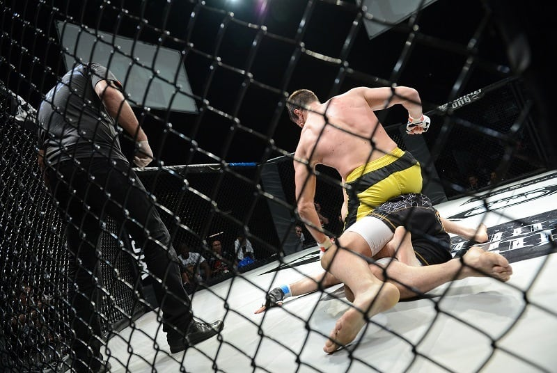 The 10 Fastest Knockouts in UFC History
