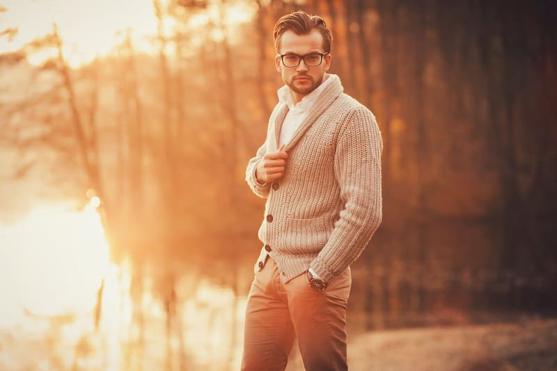 The 12 Best Cardigans for Men in 2021