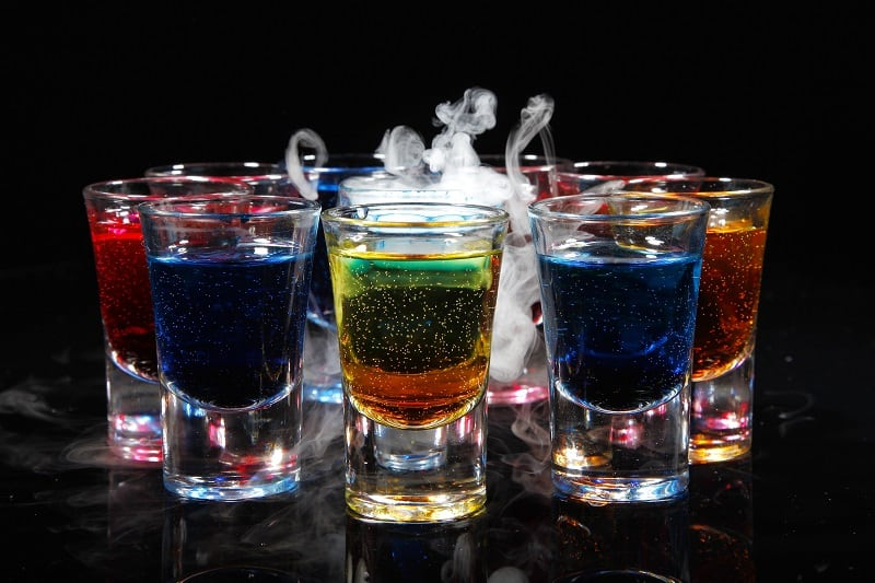The Best Alcohol for Shots in 2021