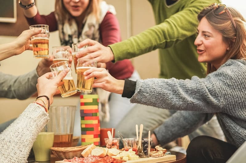 The Best Movie Drinking Games To Play in 2021