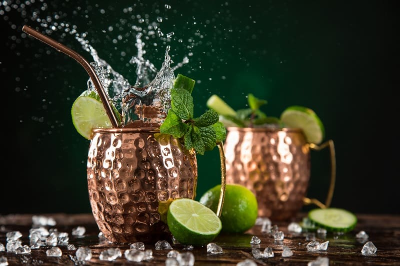 The Best Vodka Brands for Making a Moscow Mule
