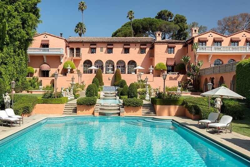 The Beverly Hills House, Los Angeles, California ($119 million)