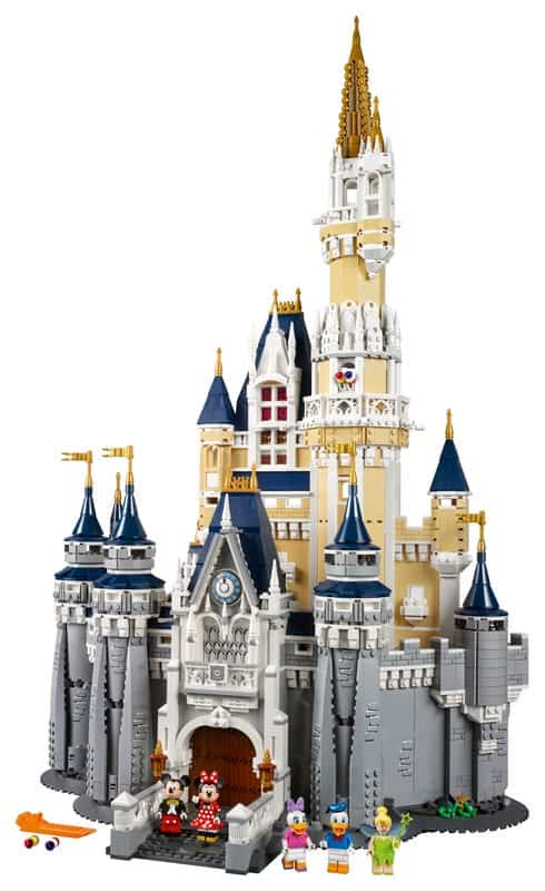 The Disney Castle ($349.99)