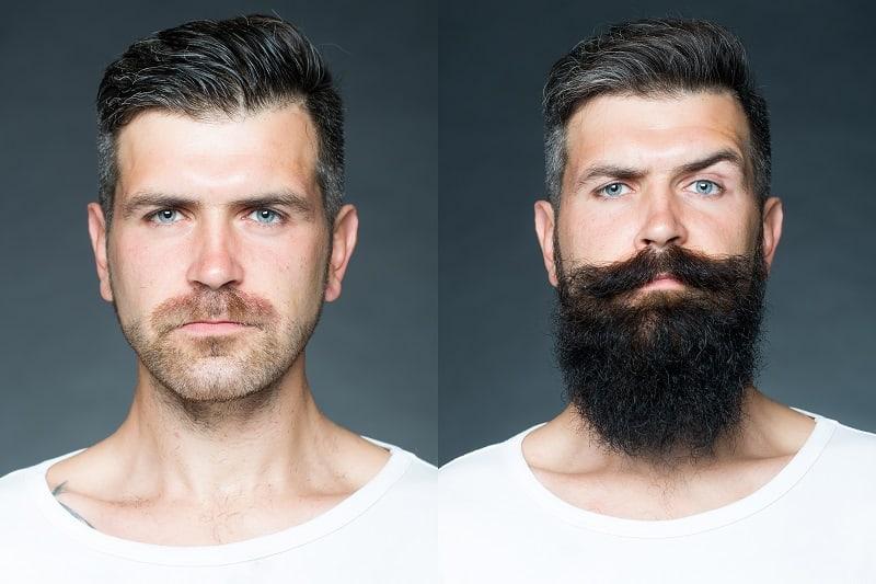 The Growth Process – How To Grow A Beard 1