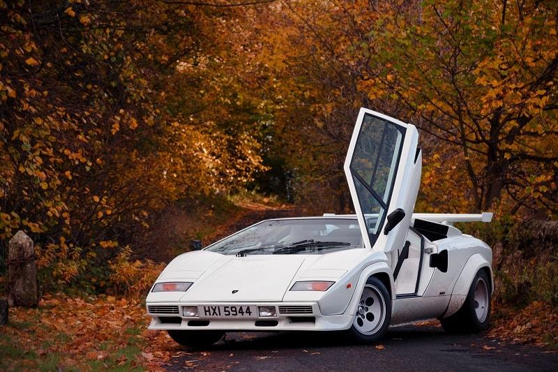 The History of the Lamborghini Countach