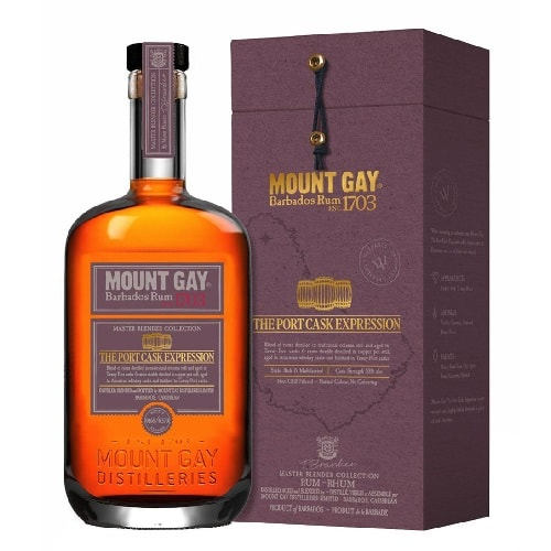 The Mount Gay Port Cask Expression