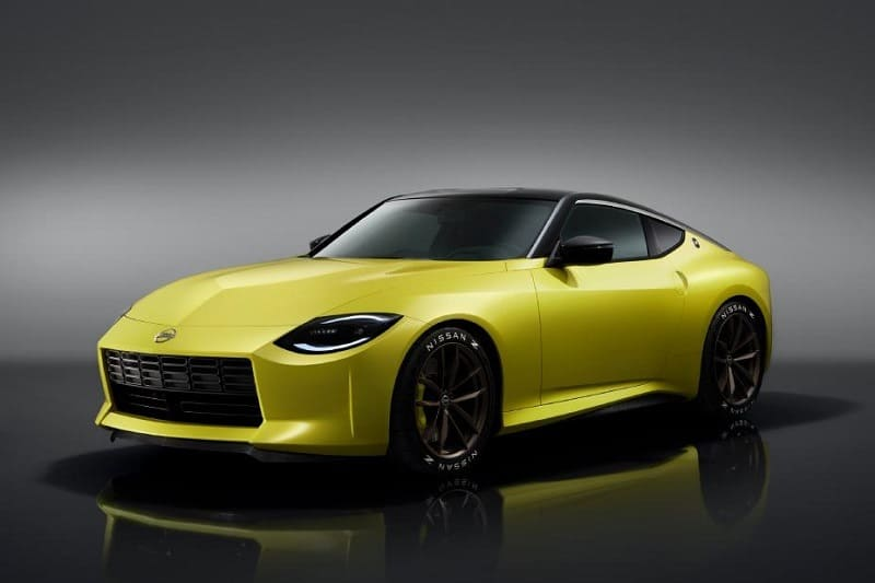 The New Nissan Z Is Nearly Here