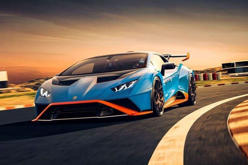 The True Story of the Lamborghini Huracán STO 1