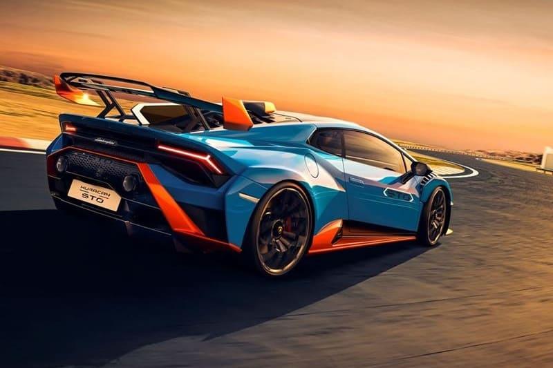 The True Story of the Lamborghini Huracán STO 2