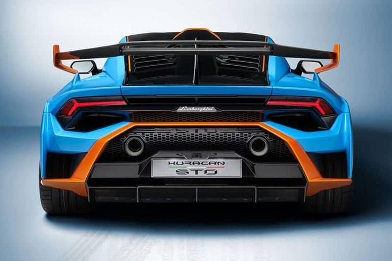 The True Story of the Lamborghini Huracán STO 3