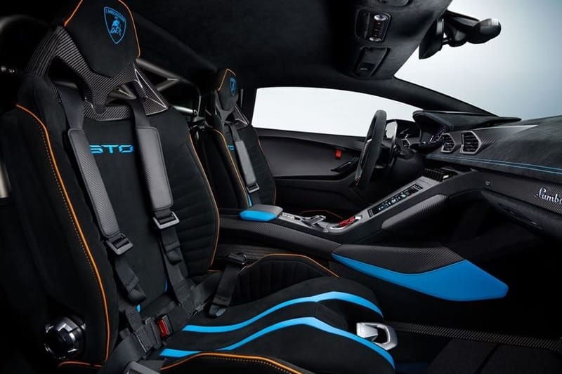 The True Story of the Lamborghini Huracán STO 4