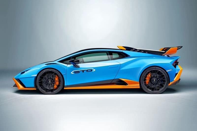 The True Story of the Lamborghini Huracán STO