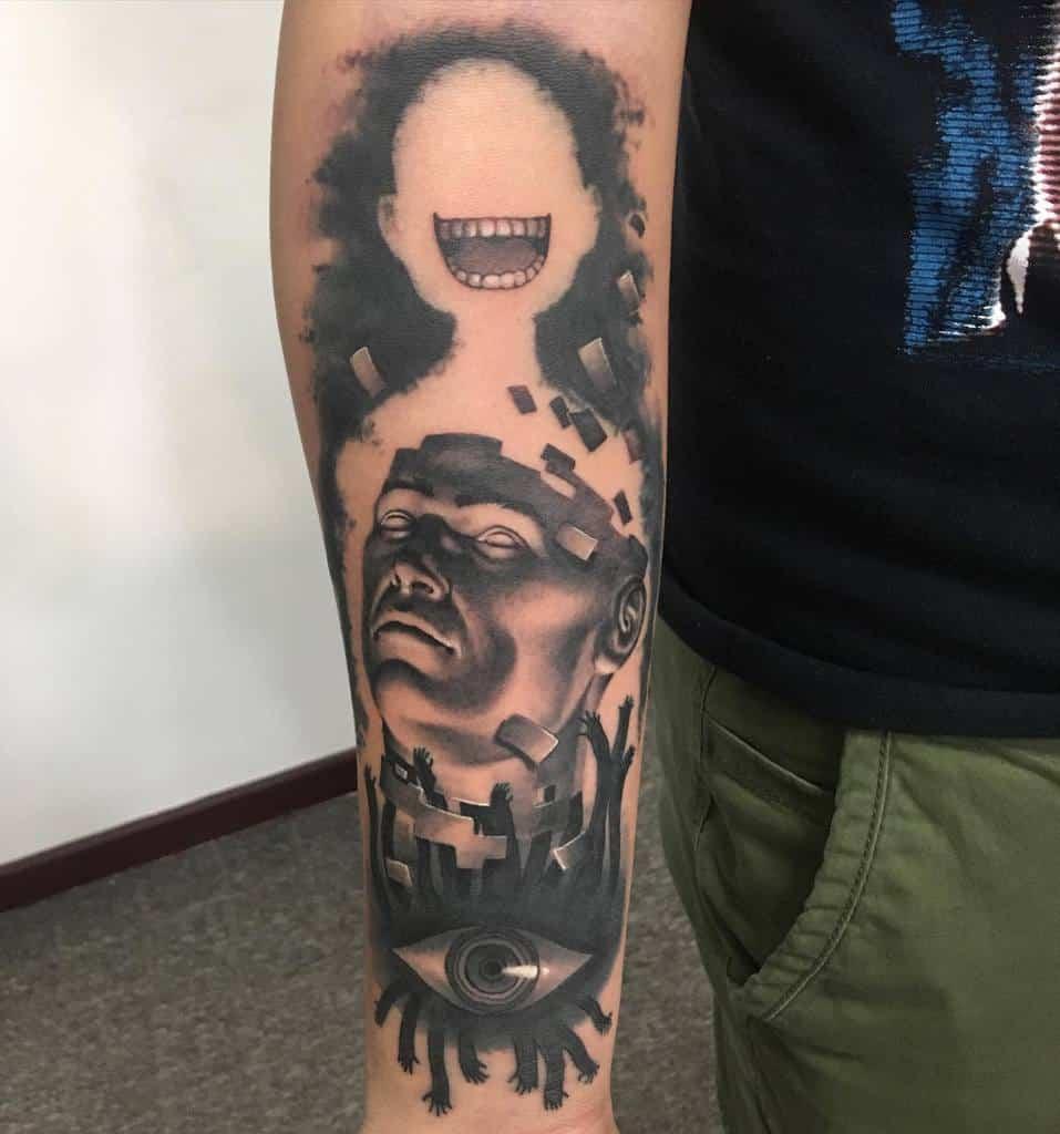 The Truth Tattoos Full Metal Alchemist Yifan3ll0