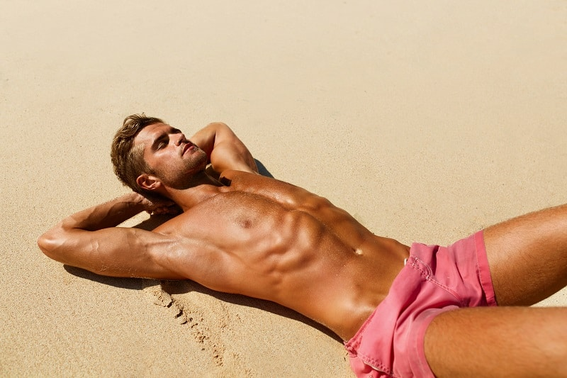 The Ultimate How To Men's Tanning Guide For Getting Tan