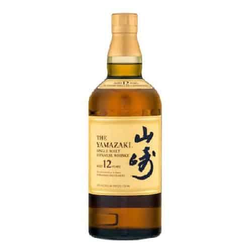 The Yamazaki 12 Year Old Single Malt Whisky