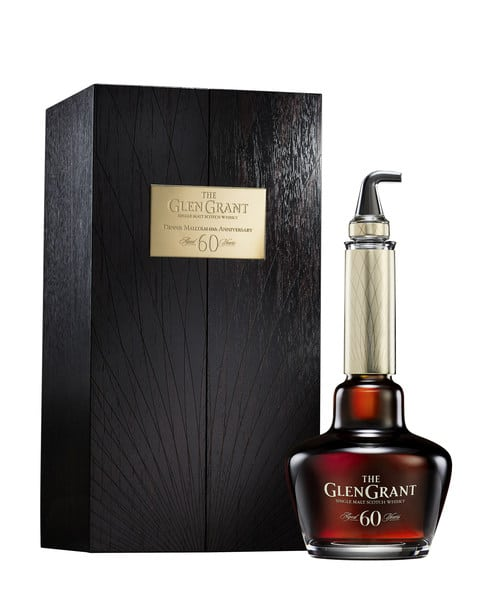 The Glen Grant Hero Box Bottle