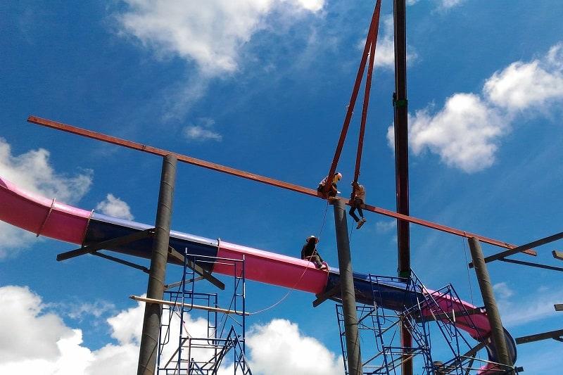 Theme Park Engineering