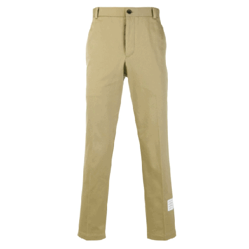 """Thom Browne """"Unconstructed"""" Chino Trouser"""