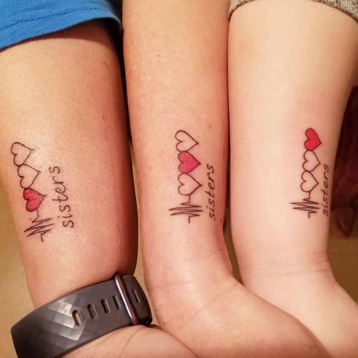 Three Matching Tattoos live_love_lash_and_esthetics