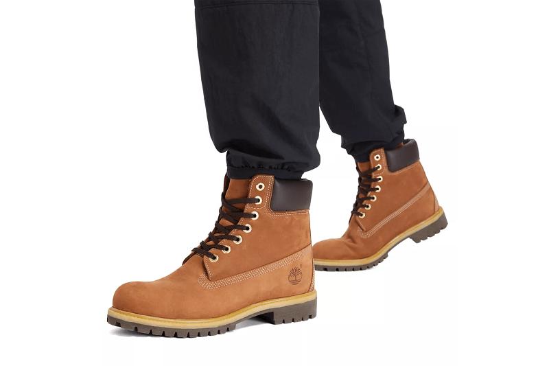 Timberland Shoe Brand