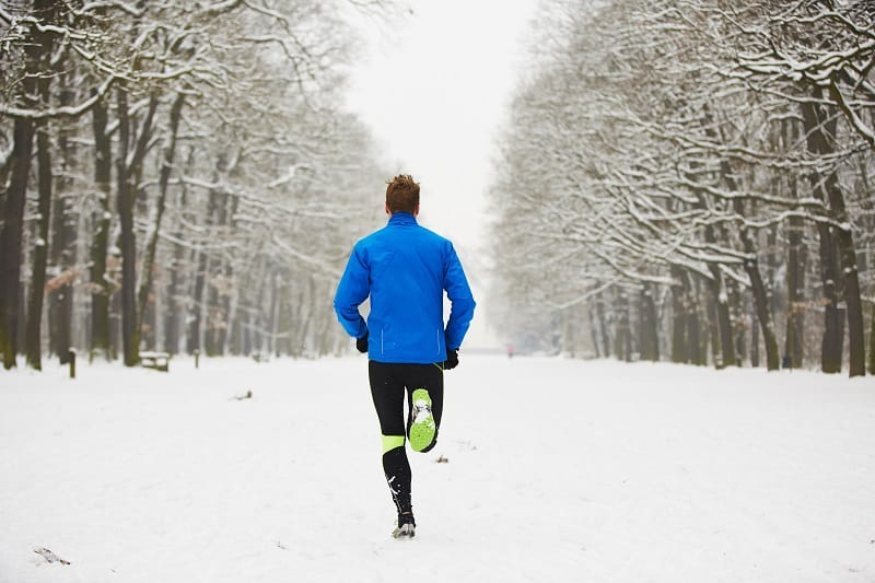 8 Tips for Running in the Cold