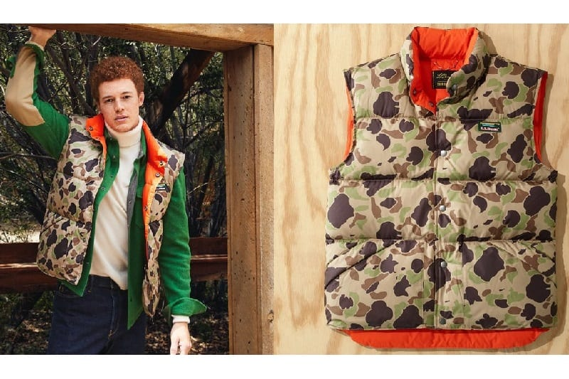 Todd Snyder X L.L.Bean 'From Away' Winter Collection 2