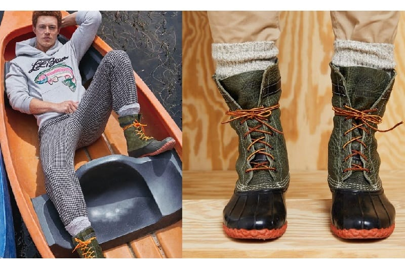 Todd Snyder X L.L.Bean 'From Away' Winter Collection 3