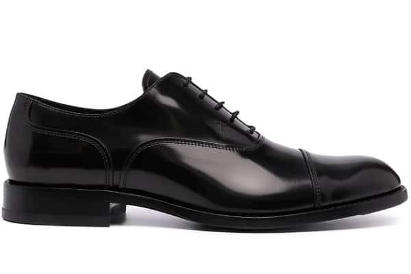Tod's Leder Oxford Schuhe