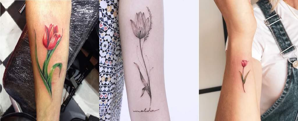 Top 109 Best Tulip Tattoo Ideas – [2020 Inspiration Guide]