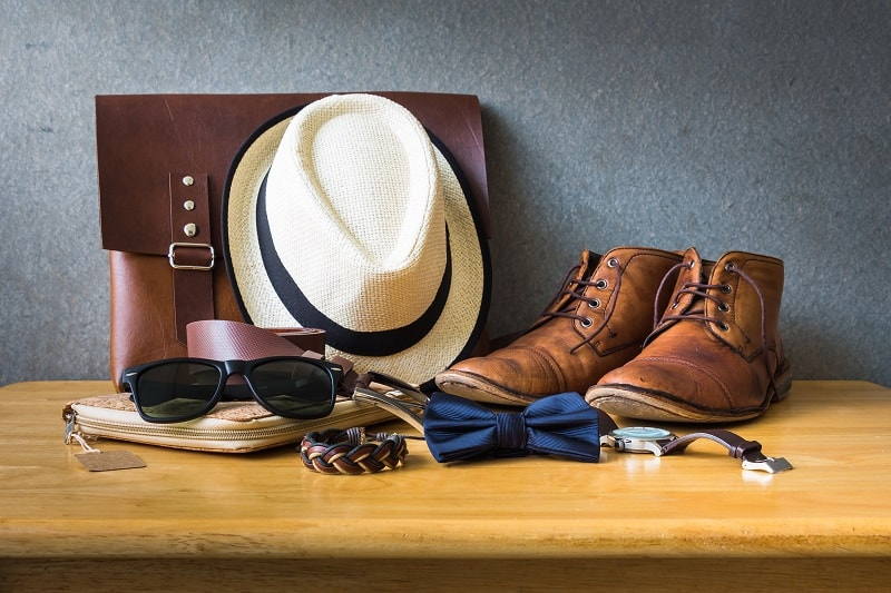 Top 15 Fashion Accessories For Men