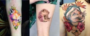 Top 91 Lioness Tattoo Ideas [2020 Inspiration Guide]