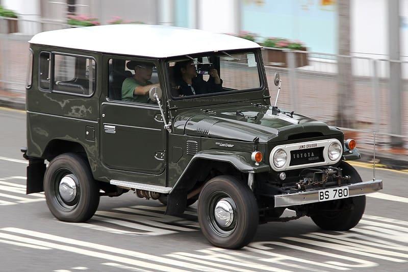 Toyota Land Cruiser 20er Serie