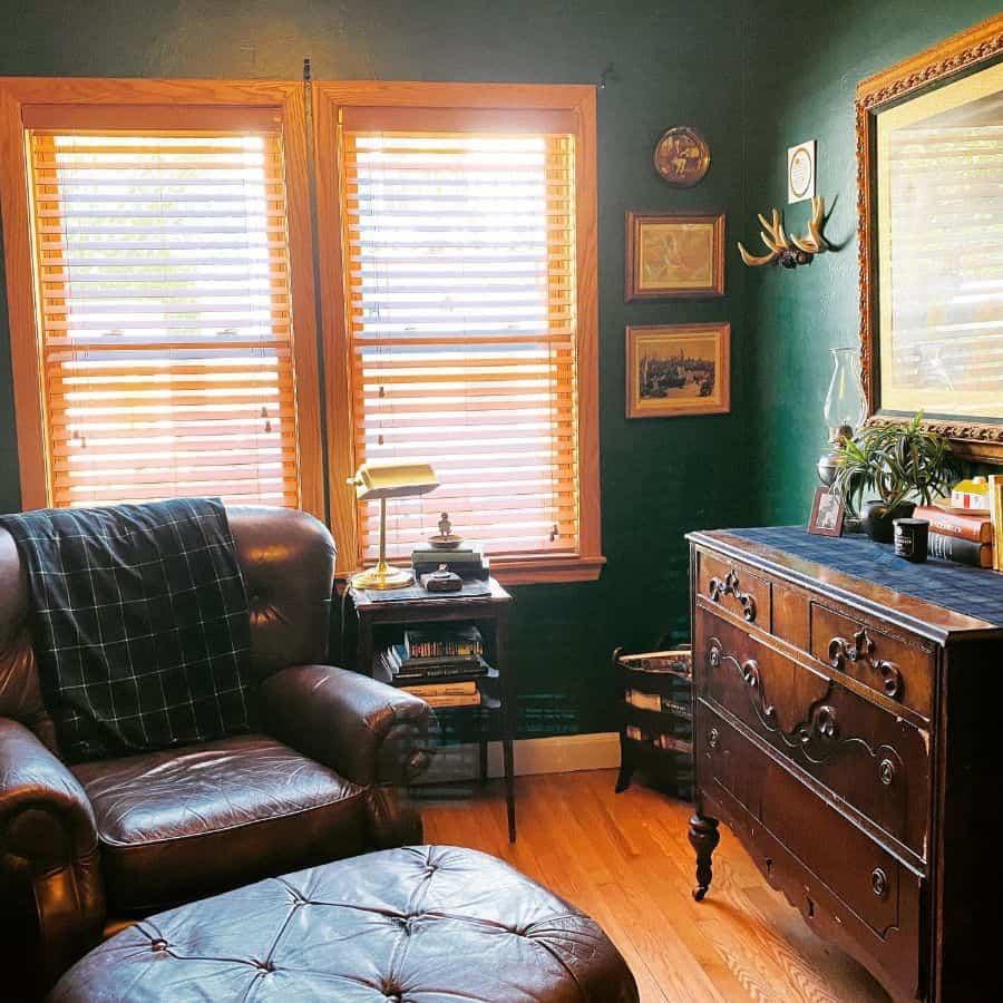Traditional Study Room Ideas earthymurphyhome