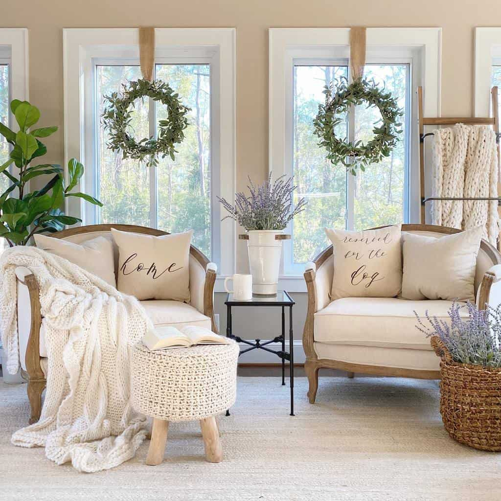 Traditional Sunroom Furniture Ideas caligirlinasouthernworld