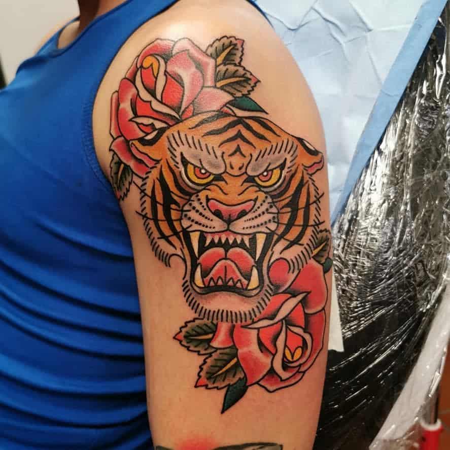 Top 95 Best Upper Arm Tattoo Ideas - [2021 Inspiration Guide]