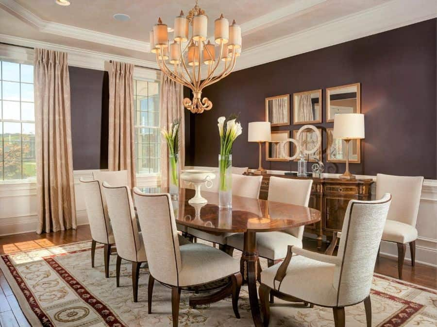 Traditional dining room lighting ideas decorating.genius