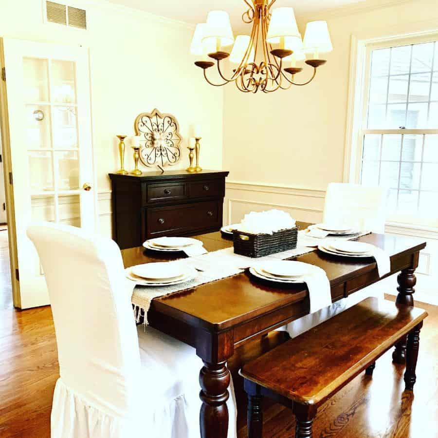 Traditional dining room lighting ideas stagingwithstacey