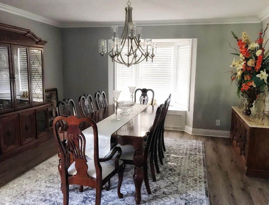 Traditional dining room lighting ideas timelessstyle1