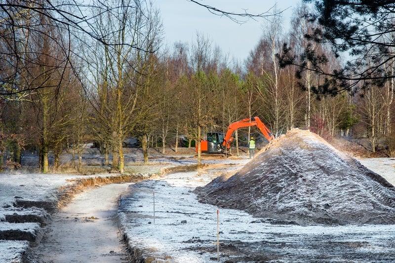 Trail Builder - Outdoor Jobs For Outdoorsmen