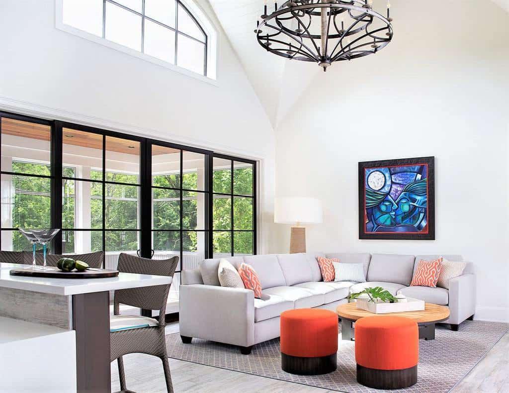 Transitional Interior Design Decorating.genius