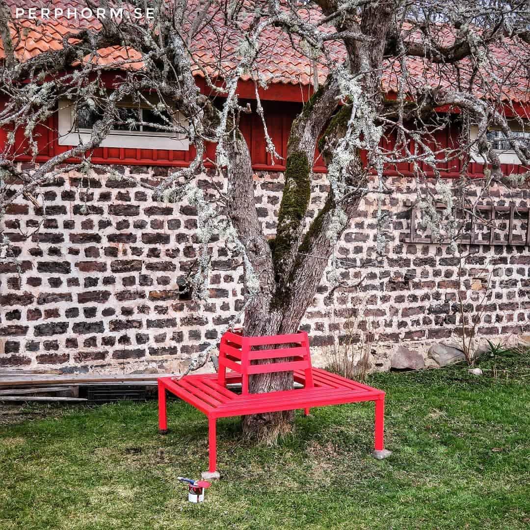 Tree Bench Garden Bench Ideas -perlidvallphotoform