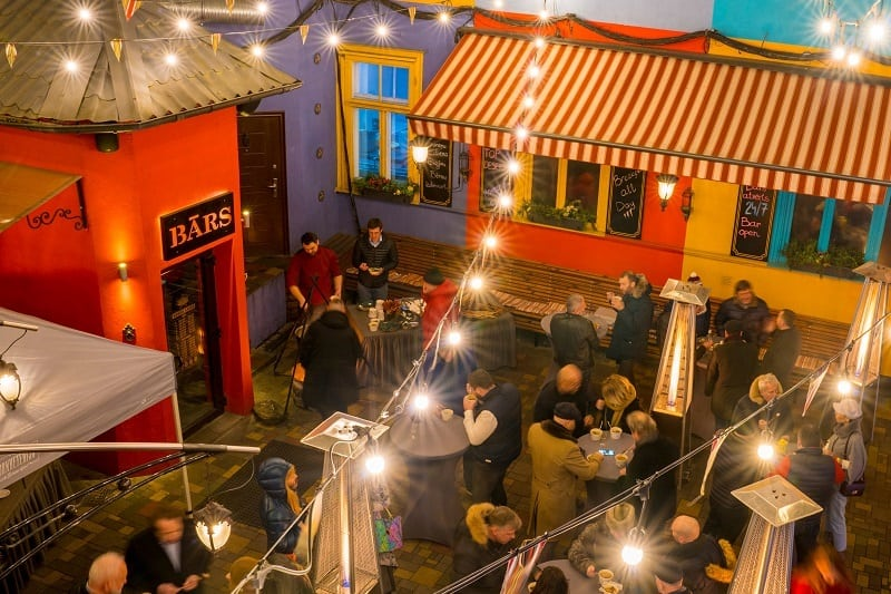 10 Trendy Bars To Scope Out in Mexico City