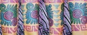 Top 45 Best Cross Stitch Tattoo Ideas – [2020 Inspiration Guide]
