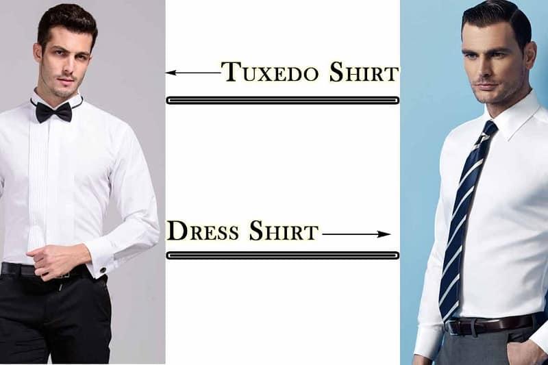 Tuxedo-and-Dress-Shirt