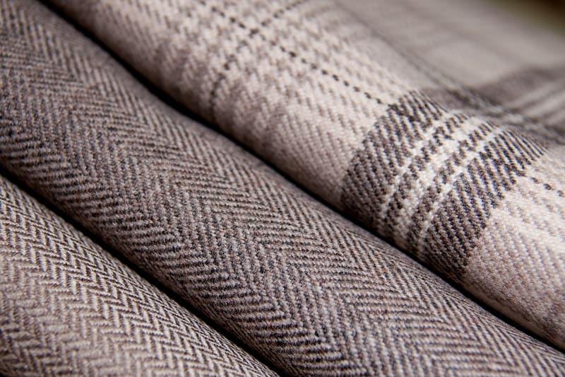 Tweed-fabric